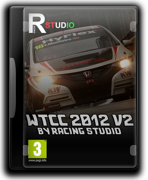 Race ON MOD The WTCC 2012 + Inne Mody (2009/PC/RePack/MULTI6) RePack by Dark